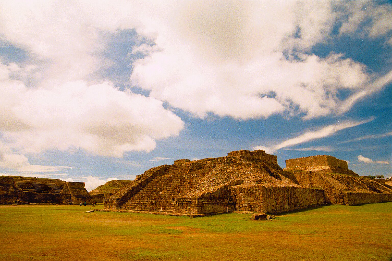 Monte Alban Today